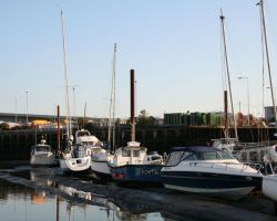 Budget moorings at Itchen Marine