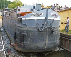 DIY barge maintenance