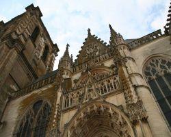 Rethel's 13th century Eglise St Nicholas