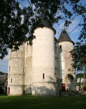 Chateaux des Tourelles was part of the city defences