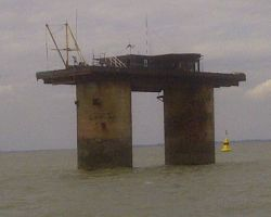 Roughs Tower Sealand