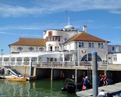 Royal Norfolk and Suffolk Yacht Club House