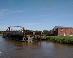 Somerleyton Swing bridge