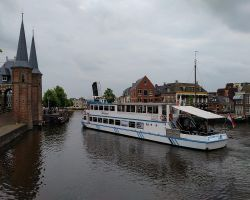 Sneek waterport and trip boat