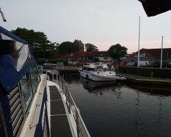Lady Martina in Grou Baarnsterhim yacht haven