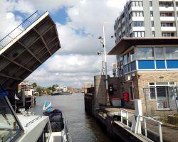 Leaving Sluis-en-Wilhelmina Zaandam