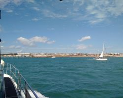 Coming in to Ramsgate