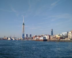 The Impressive Portsmouth frontage