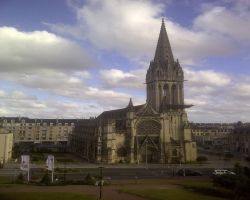 1-Church-of-Saint-Pierre-viewed-from-Caen-castle-walls-other