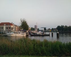 Watersportvereniging Purmerend Club moorings, boxes and alongside by water berth