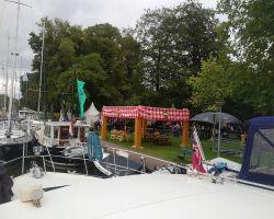 Festival in Hoorn Binnenhaven