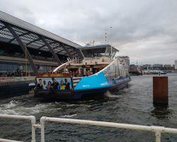 Amsterdam Noordzeekanaal Ferry